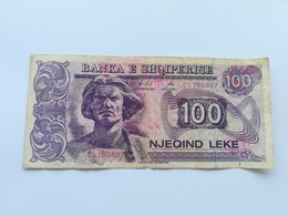 ALBANIA 100 LEKE 1996 - Albanië