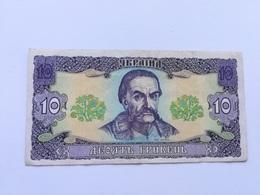 UCRAINA 10 HRYVEN 1992 - Ukraine