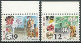 BELGIEN 1986 Mi-Nr. 2252/53 ** MNH - Nuevos