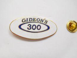 Beau Pin's En EGF , Gideon's 300 , USA - Villes