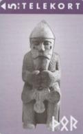 Denmark, KP 026, Viking Thor, Mint Only 4000 Issued, 2 Scans. - Danemark