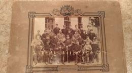 16  école Militaire D'infanterie - Année1887/1888 - Grande Photo - Regimente