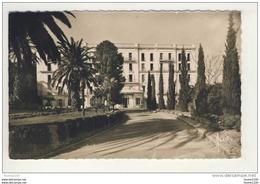 Carte De Hyères Les Palmiers Hôtel Chateaubriand ( Recto Verso )( Format C.P.A ) - Hyeres
