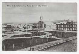 PUNTA ARENAS - Plaza De La Gobernacion - Cile