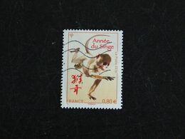 FRANCE YT 5031 OBLITERE - NOUVEL AN CHINOIS LE SINGE MONKEY - Oblitérés