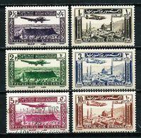 Siria (Francesa) Nº A-78/83 Serie Corta - Siria (1919-1945)