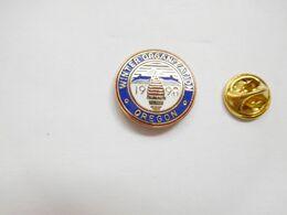 Superbe Pin's En EGF , Winter Organization , Oregon , USA - Villes
