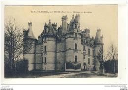 Carte  De Vieil Baugé  Château De Landifer   ( Recto Verso ) - Andere Gemeenten