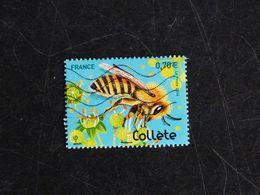 FRANCE YT 5051 OBLITERE - ABEILLE COLLETE BEE - Oblitérés