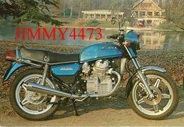 CPM - HONDA CX 500 - Cylindrée 496 Cm3 - Cliché MOTO REVUE - Scans Recto-Verso - Sport Moto