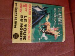 Farley Flamme Et Le Pur Sang  Bibliotheque Verte Relie Avec Jaquette - Books, Magazines, Comics