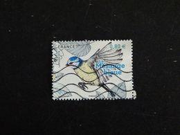 FRANCE YT 5238 OBLITERE - MESANGE BLEUE OISEAU BIRD VOGEL - Oblitérés