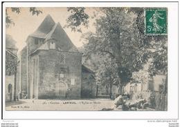 Carte De LANTEUIL   ( école  )  ( Recto Verso ) - Autres Communes