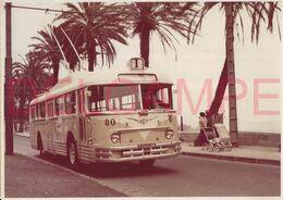 Trolleybus VETRA CHAUSSON VBC TOULON - Automobili