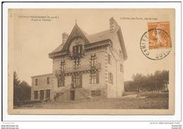 Carte De TREVOU TREGUIGNEC Plage De Trestel L' Hôtel Des Flots ( Peu Courante )  ( Recto Verso ) - Autres Communes