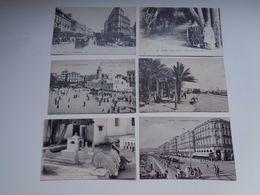Beau Lot De 20 Cartes Postales D' Afrique  Algerie  Alger           Mooi Lot Van 20 Postkaarten Van Afrika  Algerië - Ansichtskarten