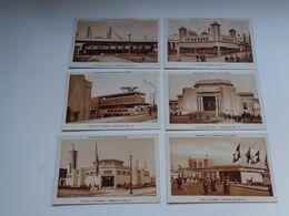 Beau Lot De 20 Cartes Postales De Belgique  Liège  Exposition 1930 Mooi Lot Van 20 Postkaarten Van België  Luik Expo - Ansichtskarten