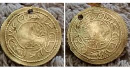 Egypt Token - Ottoman Imitation Billy Dance Token 1223 / 87 ..kostantinia Mint.Mahmoud II., Agouz - Tokens & Medals