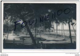 Carte Photo De Mananjary   ( Format C.P.A )( Recto Verso ) - Madagascar