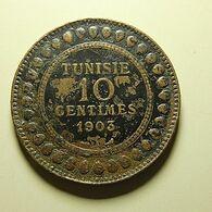 Tunisia 10 Centimes 1903 - Tunisia