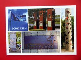 Schengen - Remich - Luxemburg - Schengener Übereinkommen - Remich
