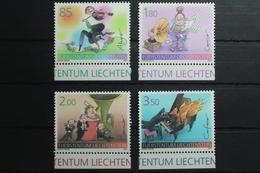 Liechtenstein 1438-1441 ** Postfrisch #UP949 - Liechtenstein