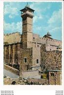 Carte ( Format 15 X 10 Cm ) Hebron The Mosque Of Ibrahim ( Kingdom Of Jordan ) ( Recto Verso ) - Israel