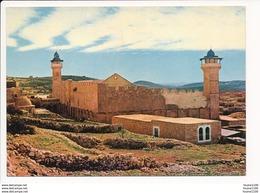 Carte ( Format 15 X 10 Cm ) Hebron  Town The Mosque Of Abraham  ( Recto Verso ) - Israel