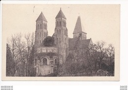 Carte De Morienval   L' église  ( Format C.P.A )  ( Recto Verso ) - Other Municipalities