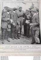 1911 AVIATION - CIRCUIT EUROPÉEN - JOINVILLE - REIMS BETHENY - LIEGE - LA VIE AU GRAND AIR - Journaux - Quotidiens
