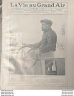 1910 AVIATION - MEETING DE CHAMPAGNE - LES MARTYRS DE L'AIR - WACHTER - CERFS VOLANTS - Boeken, Tijdschriften, Stripverhalen