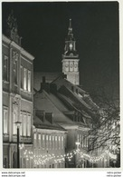 AK  Schneeberg ? Foto AK Am Abend - Schneeberg