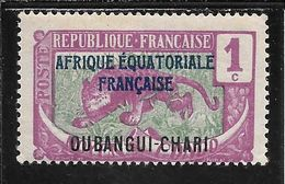 OUBANGUI N°43 * * TB SANS DEFAUTS - Ubangi (1915-1936)