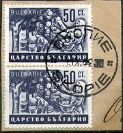 Bulgaria,1942,occupation Of Macedonia,cacell:Skopje, 11.09.1942as Scan - 1909-45 Koninkrijk