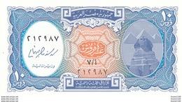 Billet De Banque  égypte Egypt  10 Piastres - Egipto