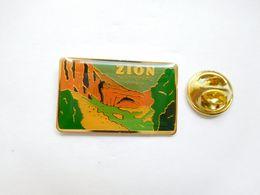 Beau Pin's , Zion National Park , Utah , USA - Villes