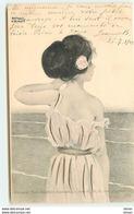 N°13323 - Kirchner - Jeune Femme De Dos - Kirchner, Raphael