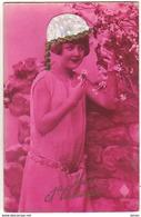 N°14458 - Vive Ste Catherine - Jeune Femme Portant Un Bonnet - St. Catherine