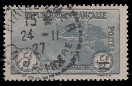 Pro Orfani Di Guerra - + 1 F. Su 5+  5 F. Nero E Azzurro (Sassone N° 169) - 1922 - Usados
