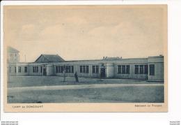 Carte  Du Camp De Doncourt  Bâtiment De Troupes - Other Municipalities