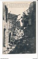 Une Rue De Czernowitz Après Le Bombardements Des Armées Russes Général Broussiloff 1916  ( SALONIQUE ? )( Recto Verso ) - Griechenland