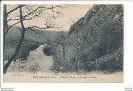 Carte De  Rabodanges Vallée De L'orne La Roche à La Brisée - Autres Communes