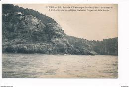 Carte De GIENS Pointe D'escampo Bariou  ( Recto Verso ) - Autres Communes