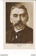 Carte De  Poëte Stéphane Mallarmé ( Recto Verso ) - Writers