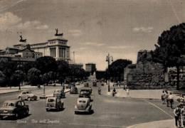 CPSM - ROMA - VIA DELL'IMPERO ... (voitures) - Edition C.Capello - Autres