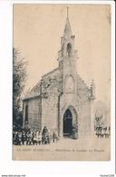 Carte LE SAINT ( MORBIHAN 56 / 56110 ) Notre Dame De Lourdes La Chapelle ( Recto Verso ) Environs De Gourin - France