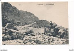 Carte De Longues La Descente à La Mer - France