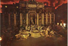 Fontana Di Trevi ,Fountain / Fontaine - Roma - Italy 1969 Canceled - Other