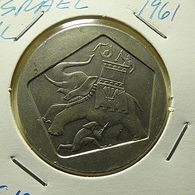 Israel 1 Lira 1961 - Israel