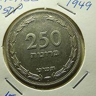 Israel 250 Pruta 1949 - Israel